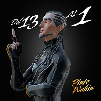 PINTO WAHIN – DEL 13 AL 1