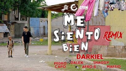 Darkiel X Pedro Capo X Dalex feat. Afro B, Maffio & Shaggy – Me Siento Bien Remix (Official Video)