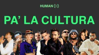 David Guetta, HUMAN(X) ft. Various Artists – Pa' La Cultura (Official Video)