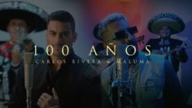 Carlos Rivera & Maluma – 100 Años (Video Oficial)