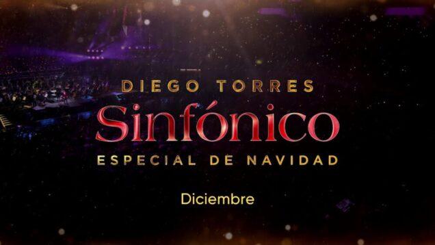 Diego Torres celebra la Navidad con concierto y álbum sinfónico
