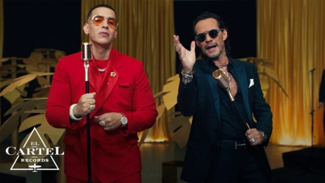 Daddy Yankee Ft. Marc Anthony – De Vuelta Pa La Vuelta (Official Video)