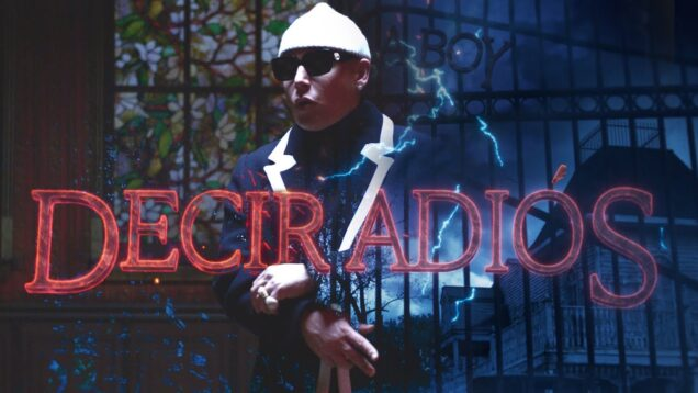 Cosculluela – Decir Adiós (Official Video)