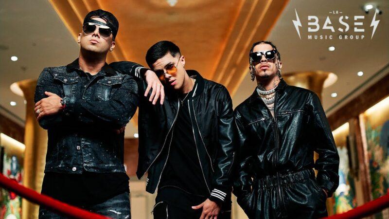 Chris Andrew, Rauw Alejandro, Wisin – Es Que Tu (Official Video)