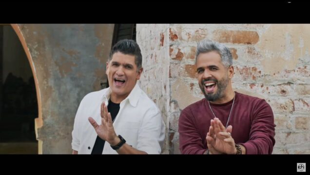 Daniel Santacruz X Eddy Herrera – Mi Forma de Amar (Video Oficial)