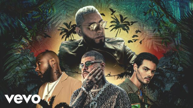 Abraham Mateo, DaVido, Obrinn ft. Farruko – Sanga Zoo (Official Video)