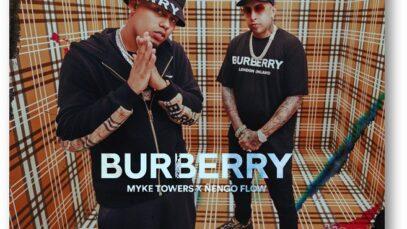 MYKE TOWERS X ÑENGO FLOW – BURBERRY