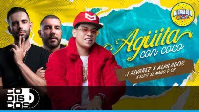 J Álvarez X Alkilados – Agüita Con Coco (Video Oficial)