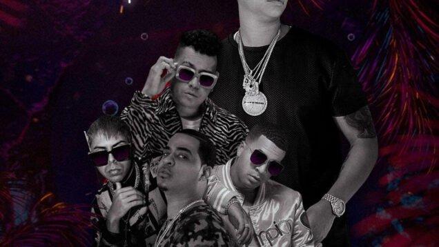 J Alvarez – La Cura Remix