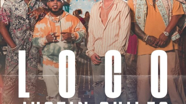JUSTIN QUILES FT. ZION & LENNOX Y CHIMBALA – LOCO