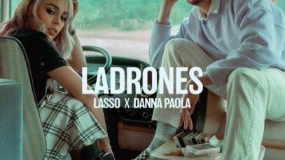 Lasso x Danna Paola – Ladrones