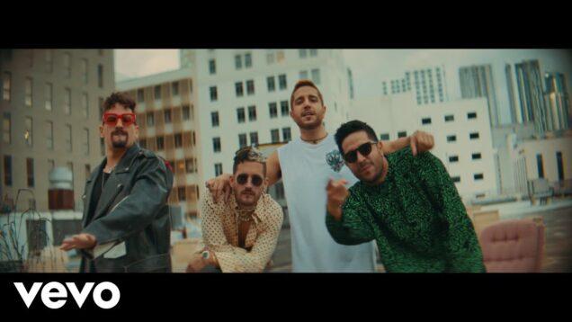 Cali y El Dandee, Guaynaa, Mau y Ricky – Despiértate (Official Video)