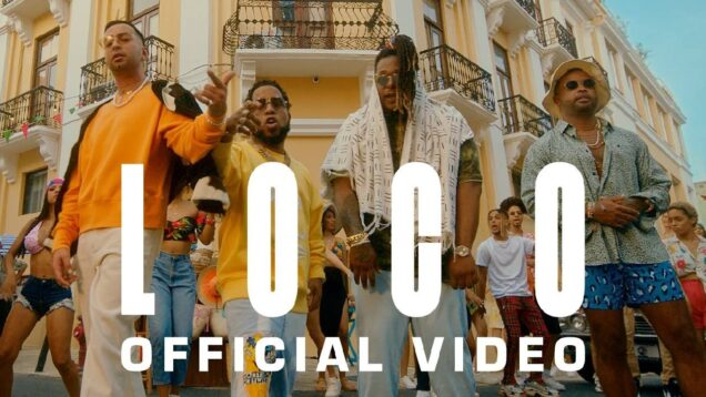 Justin Quiles x Chimbala x Zion & Lennox – Loco (Official Music Video)