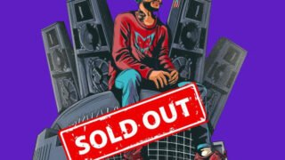 Rauw Alejandro Sold out