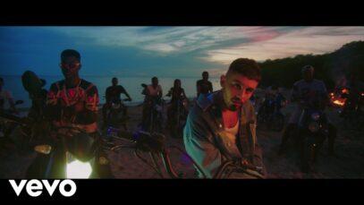 Dylan Fuentes, Danny Ocean, Daramola – Báilame en los besos (Official Video)