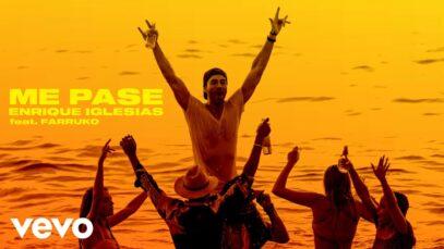 Enrique Iglesias ft. Farruko – ME PASE (Official Video)