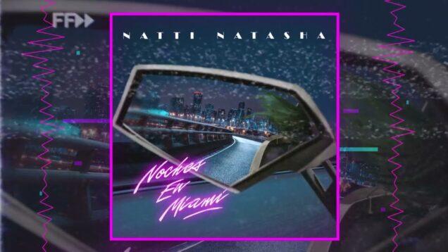 Natti Natasha se entrega al ritmo Dance Urbano con su nuevo sencillo