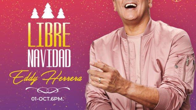 Eddy Herrera – Libre Navidad