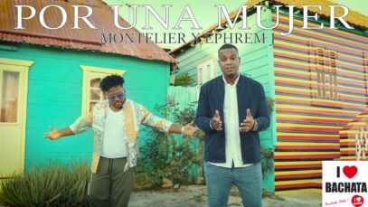 Montelier, Ephrem J – Por Una Mujer (Official Video)